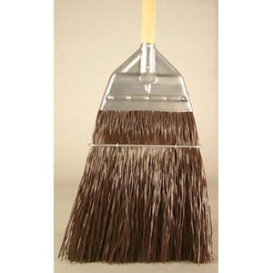 Industrial Grade Wood Handle Broom Franklin Cleaning